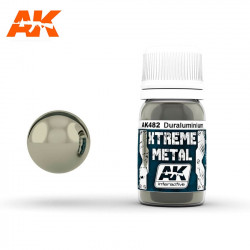 Xtreme Metal Duraluminium, 30 ml.