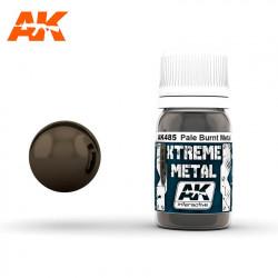 Xtreme Metal Pale Burnt Metal, 30 ml.