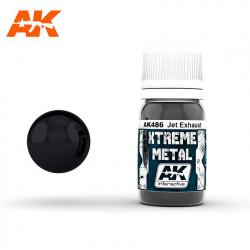 Xtreme Metal Jet Exhaust, 30 ml.