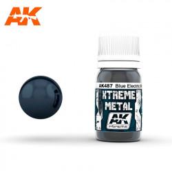 Xtreme Metal Metallic Blue, 30 ml.