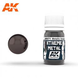 Xtreme Metal Metallic Smoke, 30 ml.