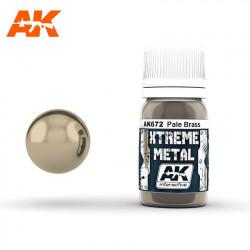 Xtreme Metal Metal Pale Brass, 30 ml.