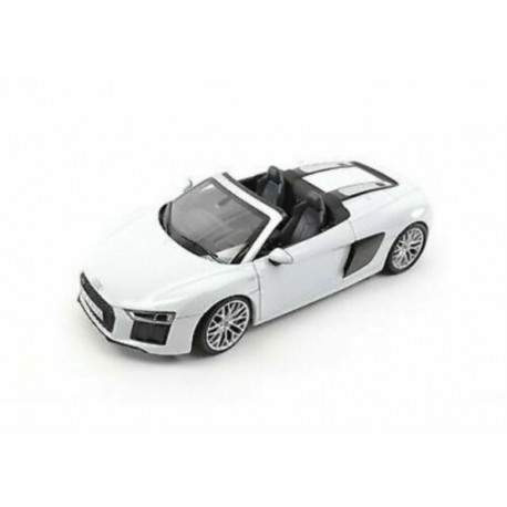 Audi R8 Spyder V10.