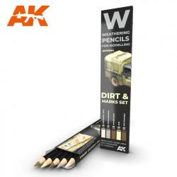 Dirt: Marks Set.