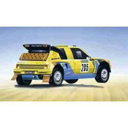 Peugeot 205 Rally. HELLER 80189