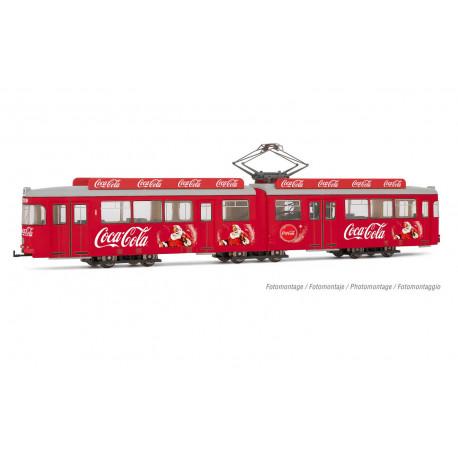 Tramway, Coca Cola livery.