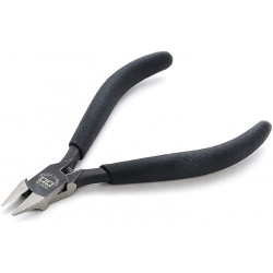 Sharp pointed side cutter.
