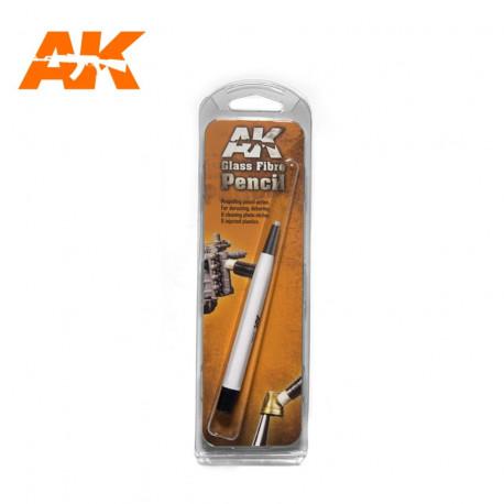Glass fibre pencil 4 mm.