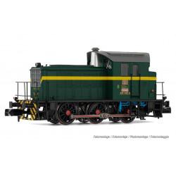 Diesel locomotive 303.040, RENFE.
