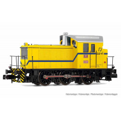 Diesel locomotive 10393, AZVI.