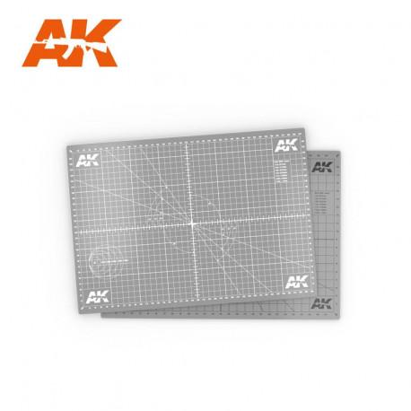 Scale cutting mat A4.