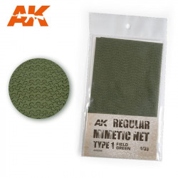 Camouflage net field green type 1.