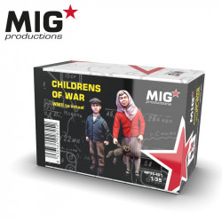 Niños de guerra (de la WWII hasta el presente).