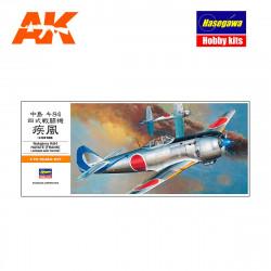Nakajima Ki84 Hayate (Frank).