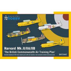 Harvard Mk.II/IIA/IIB.