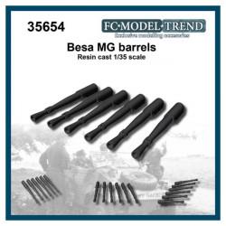 Besa MG barrels.