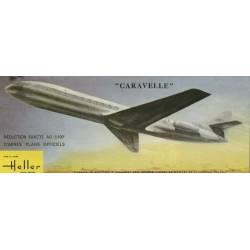 Caravelle. Serie limitada numerada. HELLER 80432