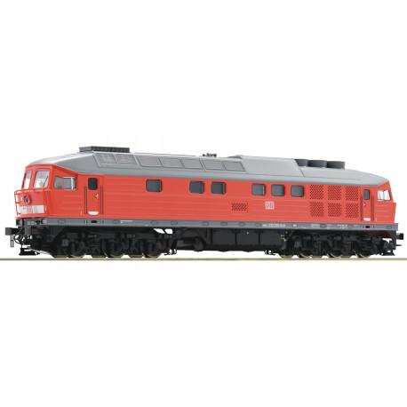 Diesel locomotive 233.