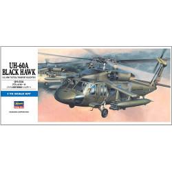 UH-60A Black Hawk.