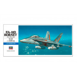 F/A-18D Hornet.