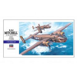 B-25J Mitchel.
