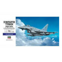 Eurofighter Typhoon single seater.