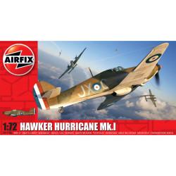 Hawker Hurricane MkI.