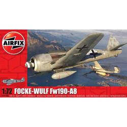 Focke-Wulf Fw190-A8.