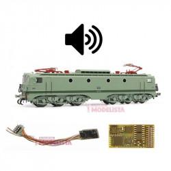Sound decoder for RENFE 276, 8 pins.