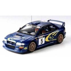 Subaru Impreza WRC 1999. TAMIYA 24218