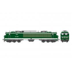 Locomotora eléctrica CC 6541, SNCF.