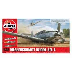 Messerschmitt Me109E-4/E-1.