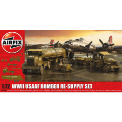 WWII USAAF 8th Bomber Resupply Set.