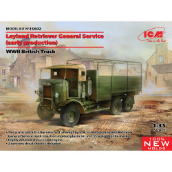 Leyland Retriever General Service (early production),WWII.