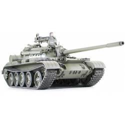 Tanque ruso medio T-55A. TAMIYA 35257