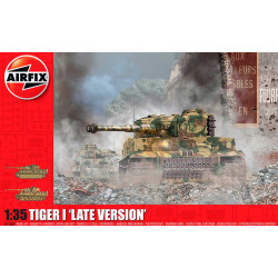 Tiger I, Late Version.