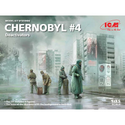 Chernobyl 4. Deactivators.