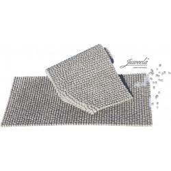 Adoquines grises (tapete flexible).
