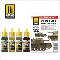 Regio Esercito painting set.