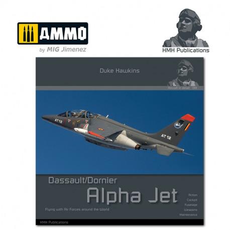Dassault/Dornier Alpha Jet. HMH Publications.