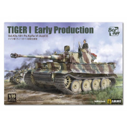 Tiger I, early production.