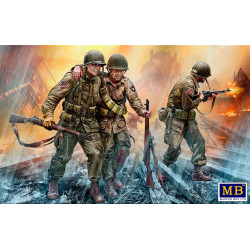 U.S. Paratroopers.