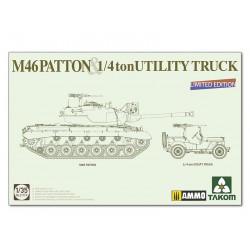 US M46 Patton.