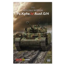 Pz.Kpfw. IV Ausf. G/H.