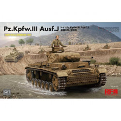 Pz.Kpfw. III Ausf. J.