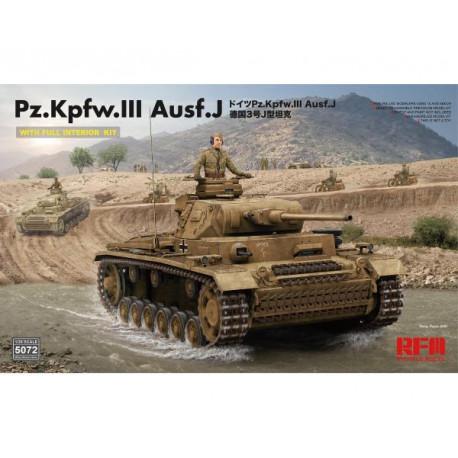 Pz.Kpfw. IV Ausf. J.