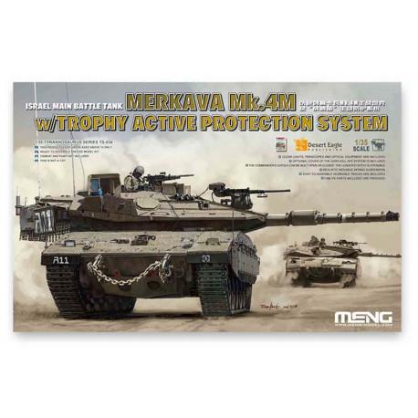 Merkava Mk.4M.
