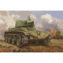 Soviet D-38 Tank.