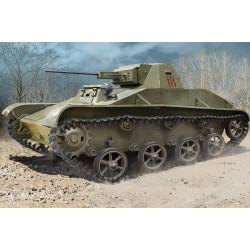 Soviet T-60 Light Tank.