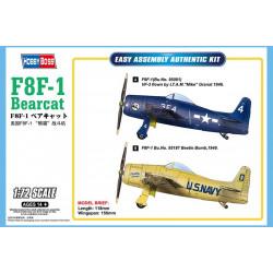 F8F-1 Bearcat.